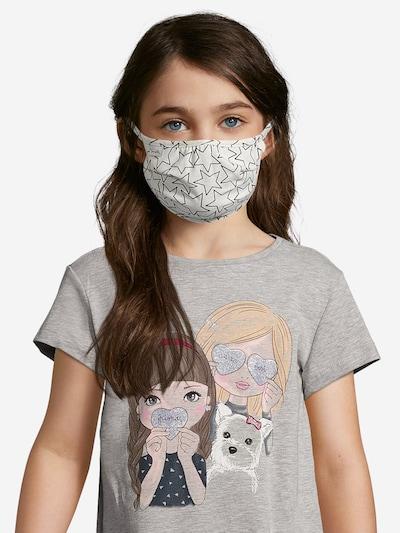 Sanetta Kidswear Stoffmasken '2er Pack' in creme: Frontalansicht