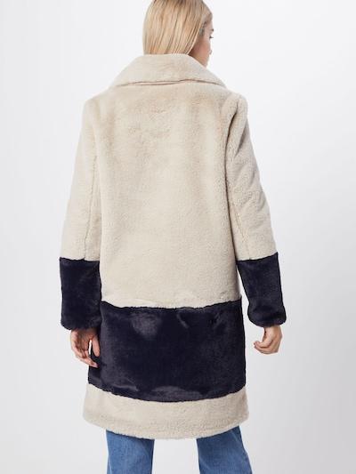 Palton de iarnă 'IriL' LIEBLINGSSTÜCK pe bej / negru: Privire spate