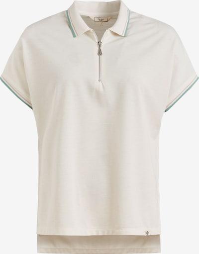 khujo T-Shirt ' VELDA ' in weiß, Produktansicht