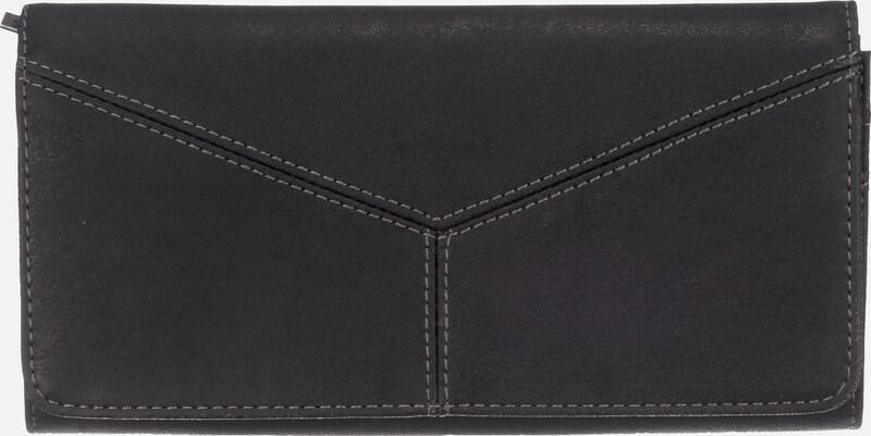 s.Oliver RED LABEL Portemonnaie mit Ziernähten