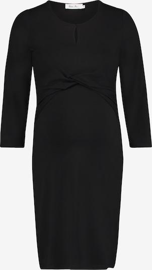 QUEEN MUM Still-Kleid in schwarz, Produktansicht