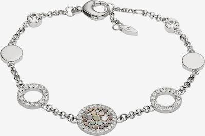 FOSSIL Armband 'Vintage Glitz' i silver, Produktvy