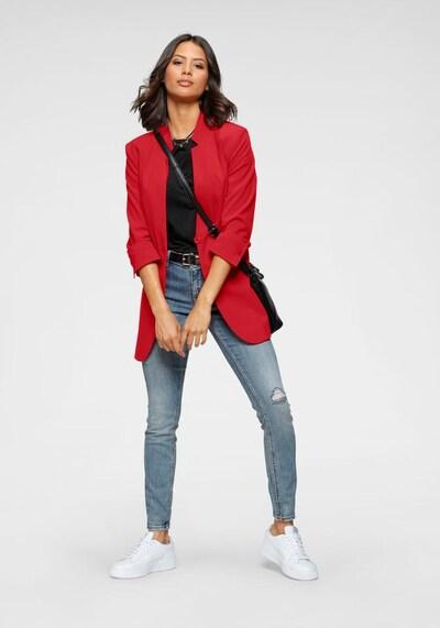 BRUNO BANANI Blazer in rot, Modelansicht