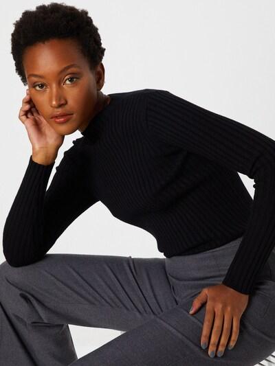 MOSS COPENHAGEN Pullover  'Erica' in schwarz, Modelansicht