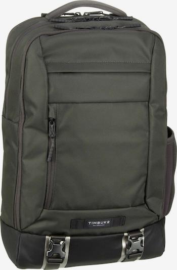 TIMBUK2 Rucksack 'The Authority Pack' in basaltgrau / dunkelgrün, Produktansicht