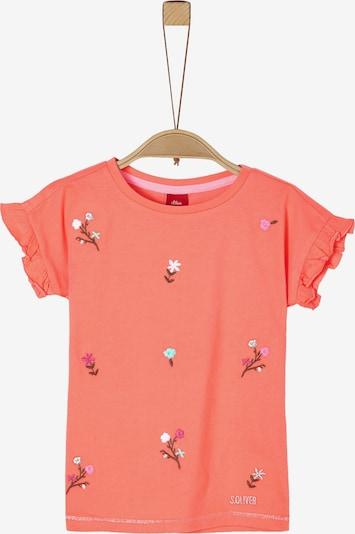 s.Oliver T-Shirt in mischfarben, Produktansicht