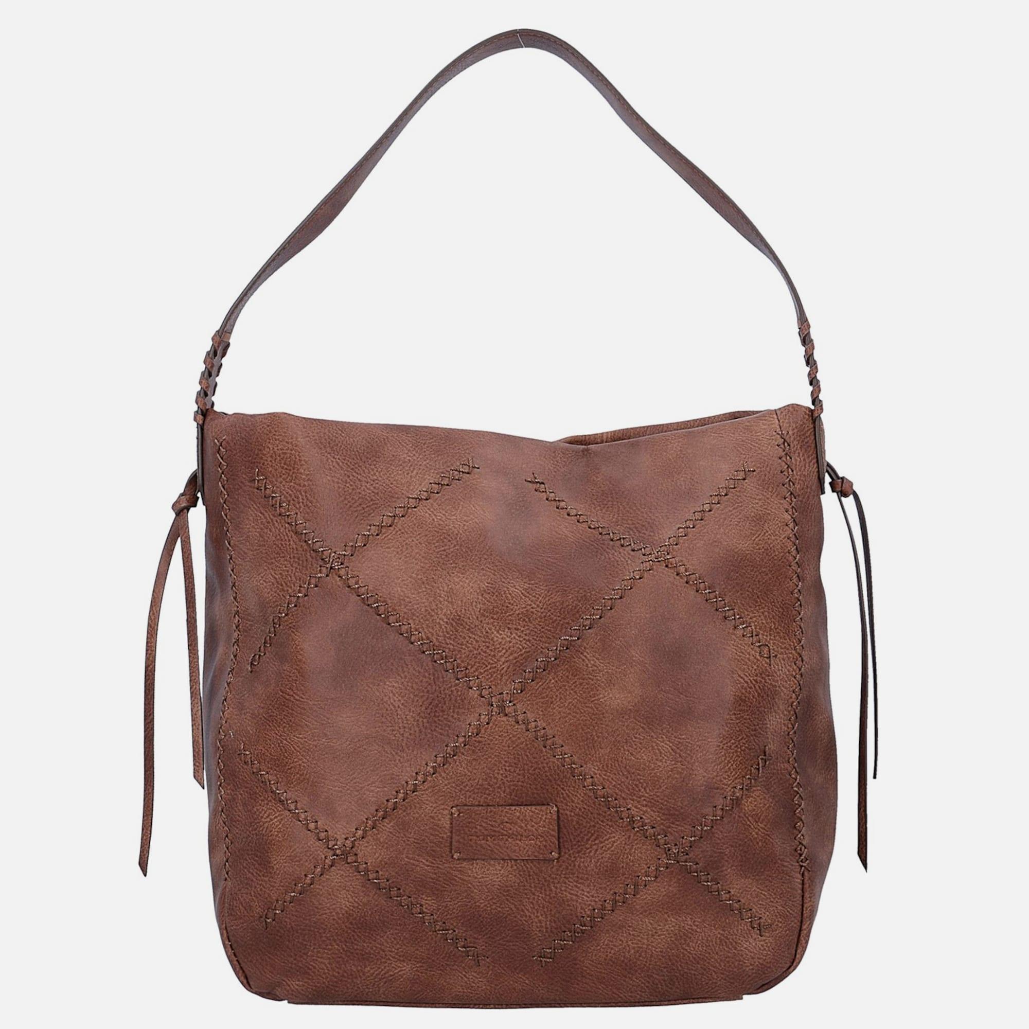 tom tailor 39 keyla 39 handtasche in braun about you. Black Bedroom Furniture Sets. Home Design Ideas