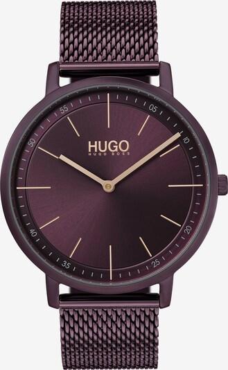HUGO Uhr in beere, Produktansicht