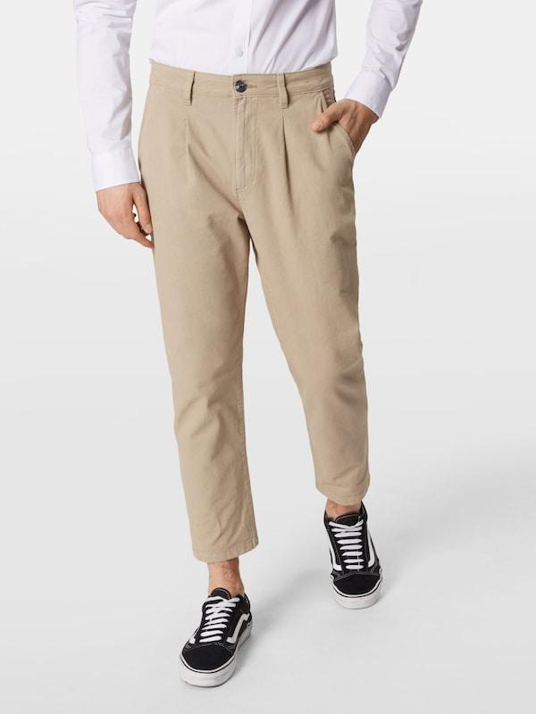 En Denim Tom Tailor Pantalon Chino Beige 8PknwOX0N