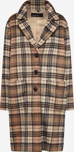 Rudeninis-žieminis paltas iš Marc Cain , spalva - smėlio / kremo / ruda / tamsiai pilka, Prekių apžvalga