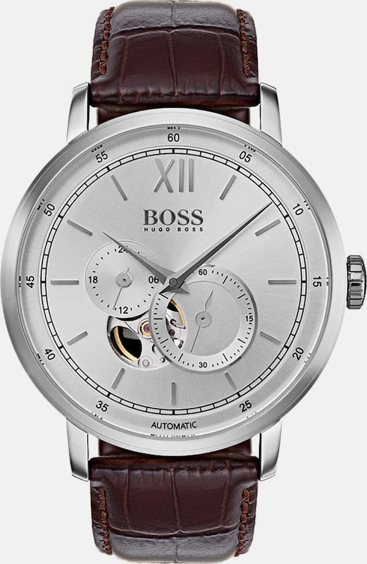 BOSS Boss Automatikuhr »SIGNATURE TIMEPIECE COLLECTION, 1513505«