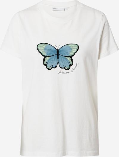 Fabienne Chapot T-Shirt 'Joanne' in blau / grün / weiß, Produktansicht