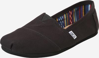 TOMS Espadrilky 'ALPARGATA' - černá, Produkt