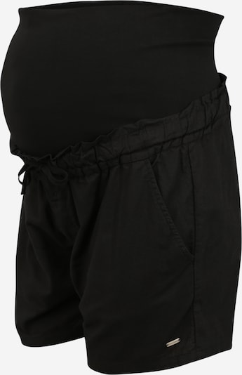 BELLYBUTTON Shorts in schwarz: Frontalansicht