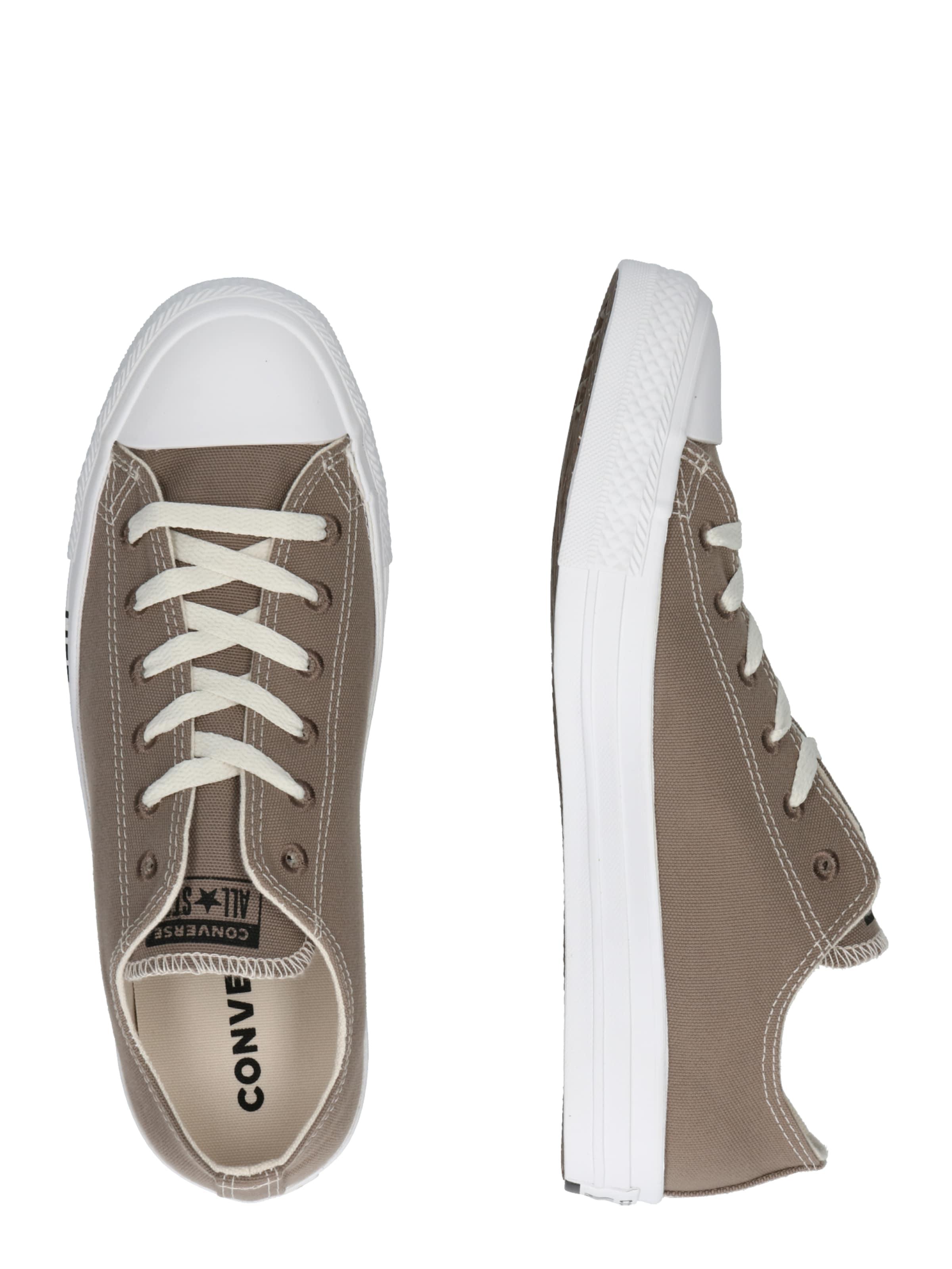 All 'chuck Taylor Sneaker Converse In Star RenewOx' TaupeWeiß gf7b6y