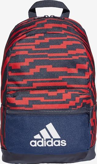ADIDAS PERFORMANCE Sportrugzak in de kleur Navy / Rood, Productweergave