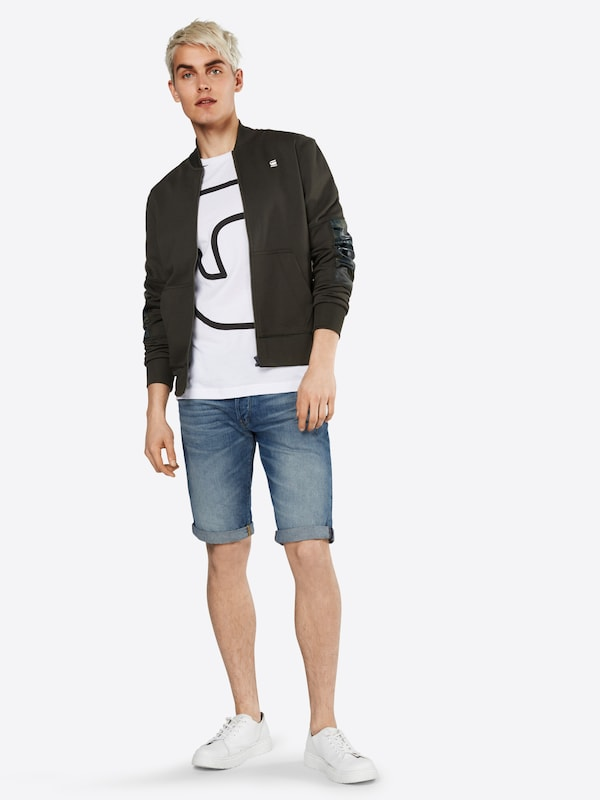 G-STAR RAW Jeans Shorts '3301 1/2'