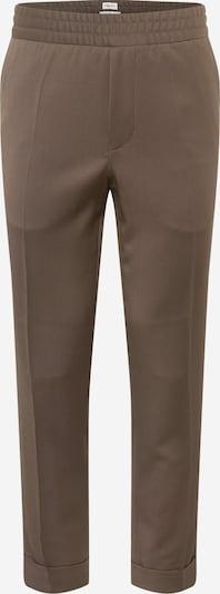 Pantaloni con piega frontale 'M. Terry' Filippa K di colore marrone, Visualizzazione prodotti