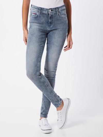 Tommy Jeans Jeansy 'Nora' w kolorze niebieski denimm: Widok z przodu