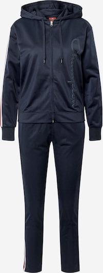 Champion Authentic Athletic Apparel Survêtements en bleu marine, Vue avec produit