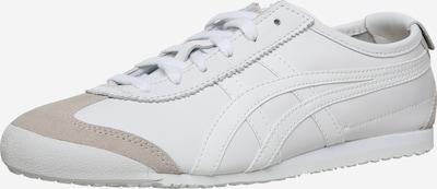 Sneaker low 'Mexico 66' Onitsuka Tiger pe bej deschis / alb, Vizualizare produs