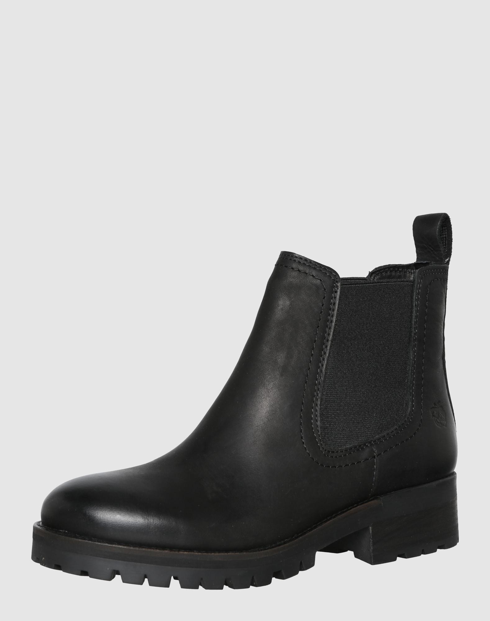 apple of eden chelsea boots 39 monika 39 in zwart about you. Black Bedroom Furniture Sets. Home Design Ideas