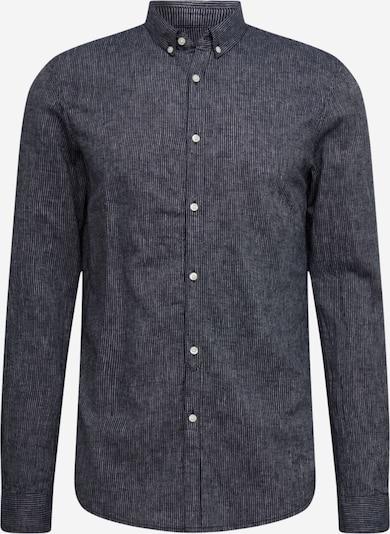 TOM TAILOR DENIM Hemd in kobaltblau, Produktansicht
