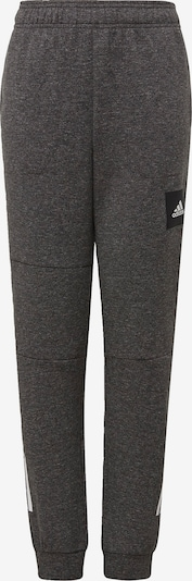 ADIDAS PERFORMANCE Pantalon de sport en gris foncé, Vue avec produit