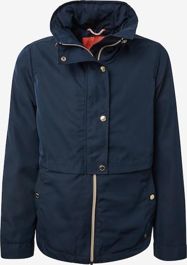 TOM TAILOR Jacken & Jackets Jacke mit Kapuze in dunkelblau, Produktansicht