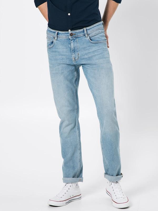 Bleu 5 Pants Edc En Esprit Denim 'ocs Pkt By Slim Jean Denim' HWE2I9YD