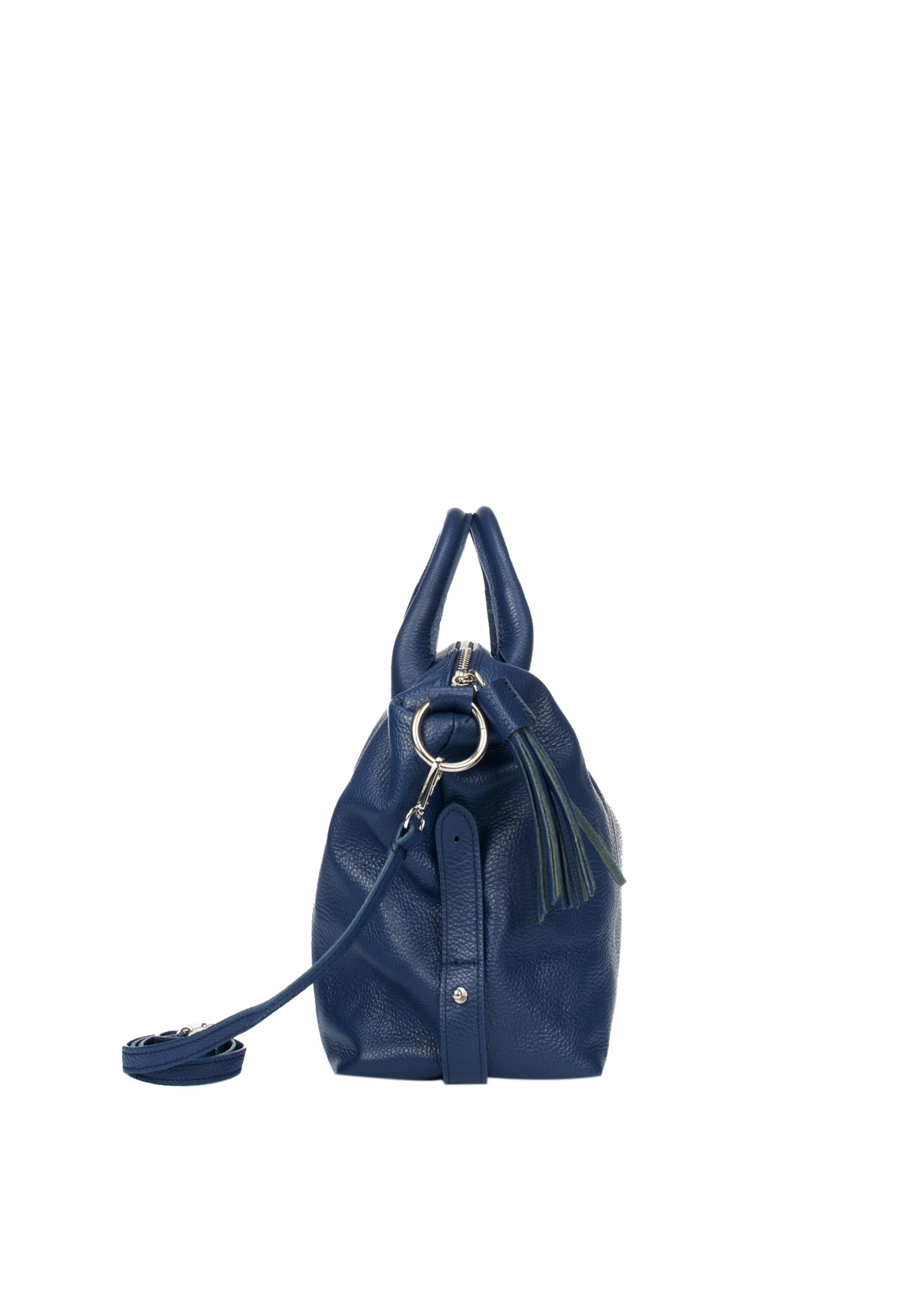 Usha Handtasche 'blue In Saphir Label' wPkOXiZulT