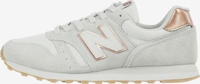 new balance Sneaker 'WL373 B' in gold / hellgrau, Produktansicht