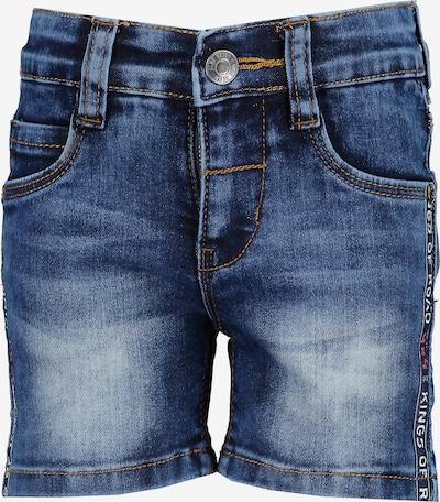 BLUE SEVEN Short in blau, Produktansicht