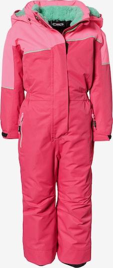 CMP Schneeanzug in pink / altrosa, Produktansicht