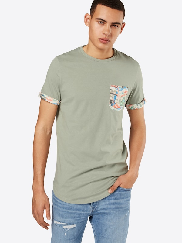 JACK & JONES T-Shirt 'JORNEWAUTUMN'