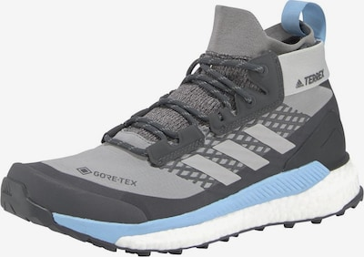 ADIDAS PERFORMANCE Boots in light blue / light grey / dark grey, Item view