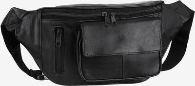 J. Jayz Gürteltasche in schwarz, Produktansicht