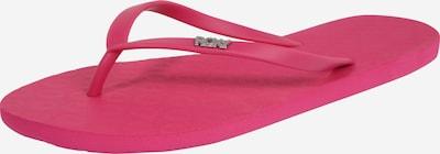 Flip-flops 'VIVA V' ROXY pe roz, Vizualizare produs