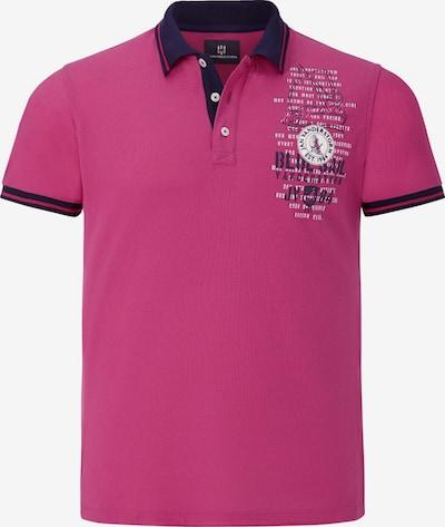 Jan Vanderstorm Poloshirt ' Dagnar ' in pink, Produktansicht