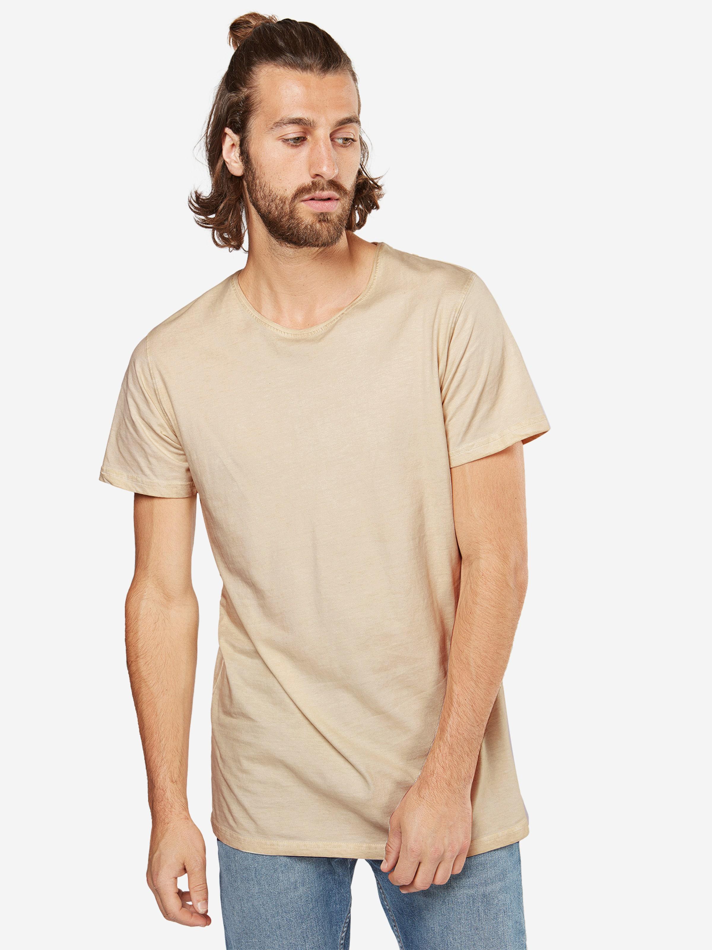 Urban Classics T-Shirt 'Shaped Long Cold Dye Tee' Billig Verkauf Echt Sie Günstig Online dxQIm