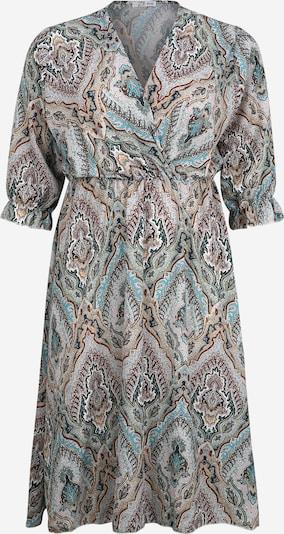 Z-One Kleid 'MD P DR Karen Z1' in beige / türkis / naturweiß, Produktansicht
