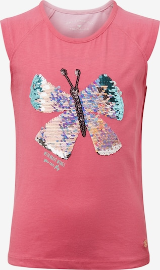 TOM TAILOR T-Shirt in pink, Produktansicht