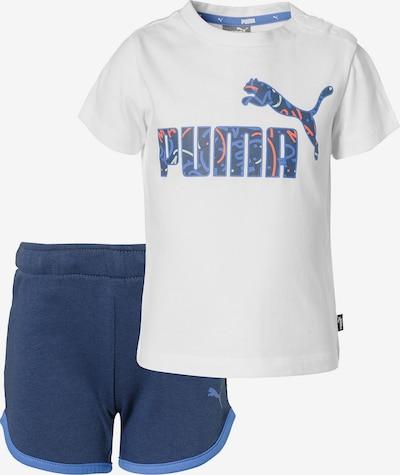 PUMA Set 'Minicats Alpha' in weiß, Produktansicht