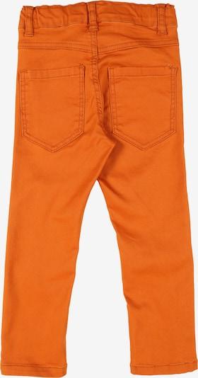 NAME IT Hose 'NMMTHEO TWIADAM' in orange: Rückansicht