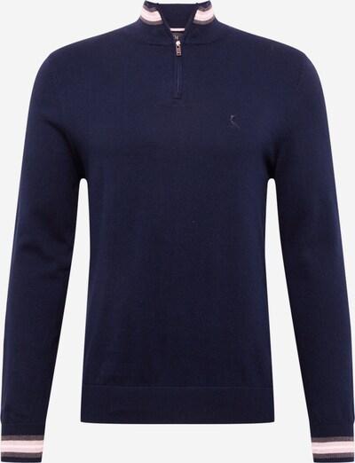 BURTON MENSWEAR LONDON Sweter w kolorze granatowym: Widok z przodu