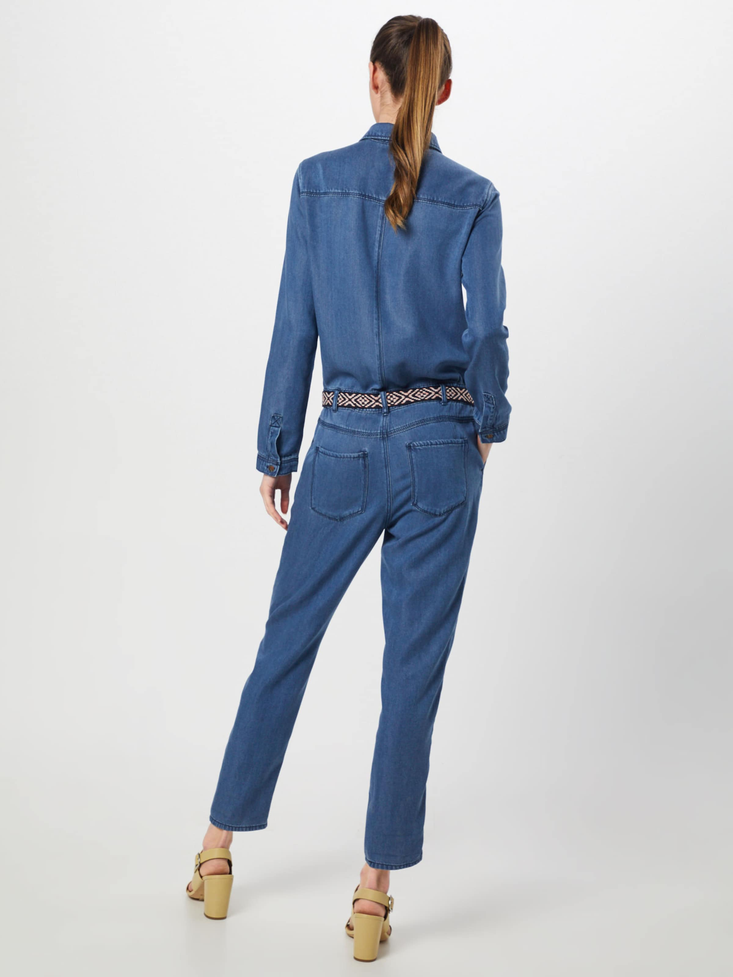 Blue Label Denim oliver Overall S In Red YH9DWIE2