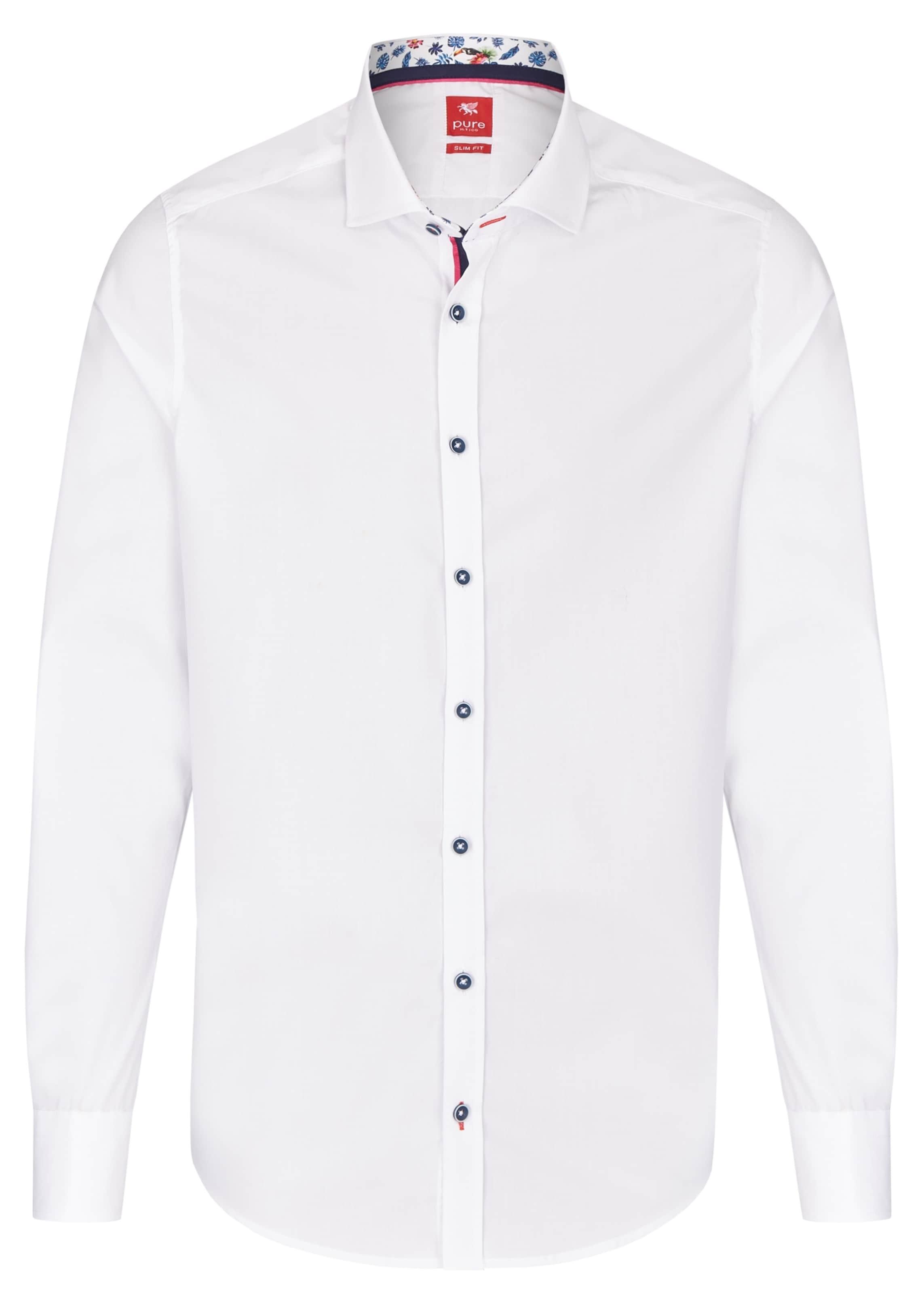 Pure Hemd Pure Weiß In Hemd In erCxodBWQ