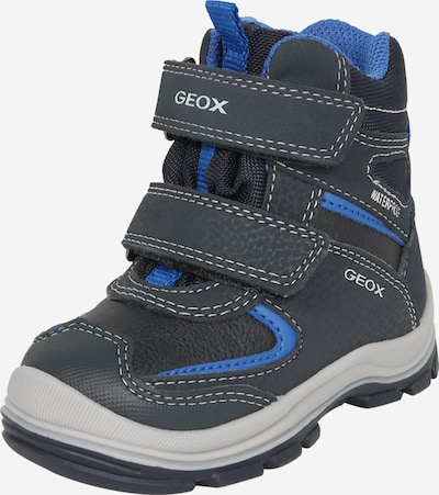 GEOX Schuhe 'FLANFIL' in navy / royalblau, Produktansicht