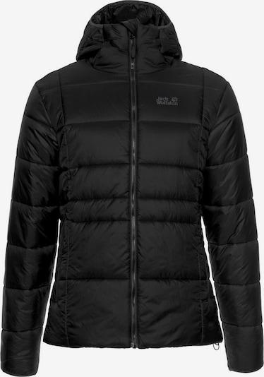 JACK WOLFSKIN Sportjas 'Argon Thermic' in de kleur Zwart, Productweergave