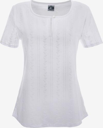 HAMMERSCHMID Shirt in weiß, Produktansicht